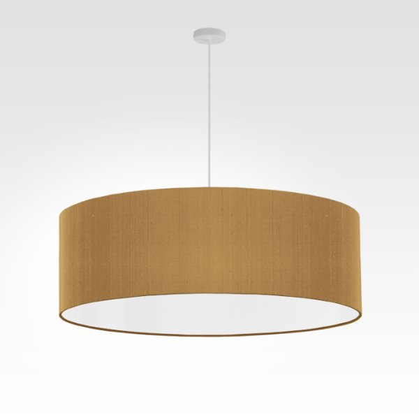 lampe suspension beige