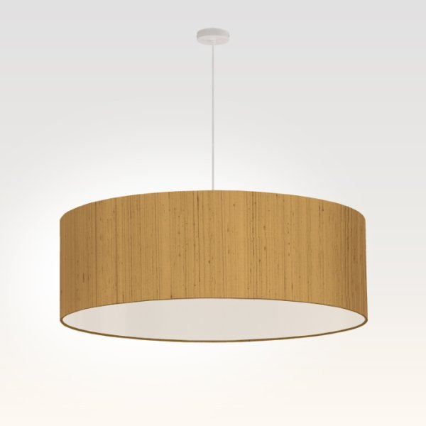 suspension pour salon beige