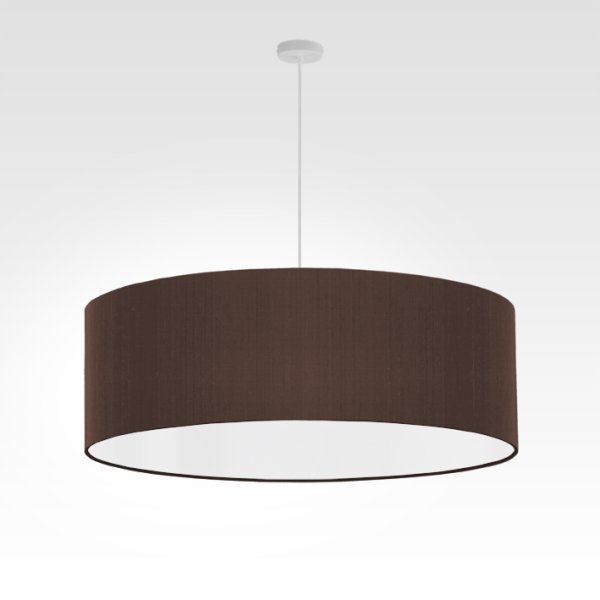 lampe suspension brun