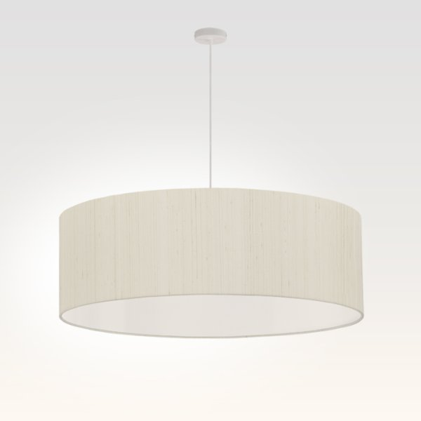 pendant light living room cream