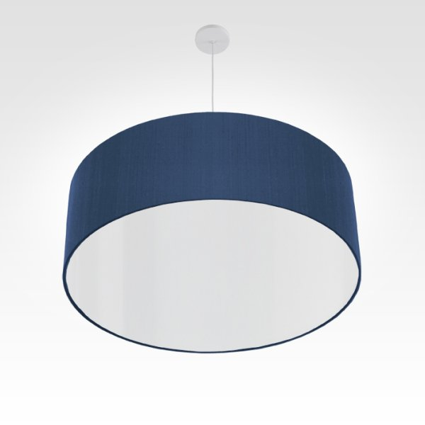 pendant lamp dining room dark blue