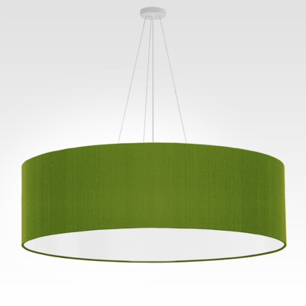 large pendant lamp green