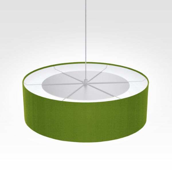 lamp shade green