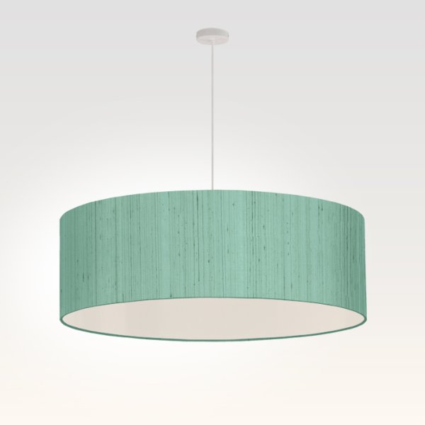 pendant light living room jade blue