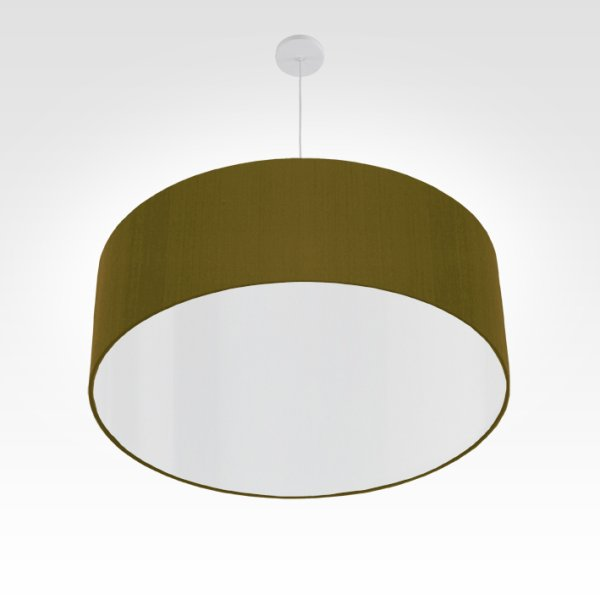 pendant lamp dining room olive-green