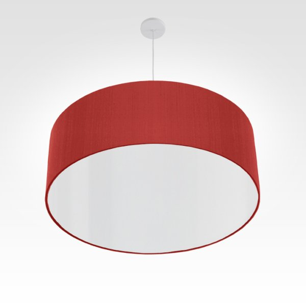 pendant lamp dining room red