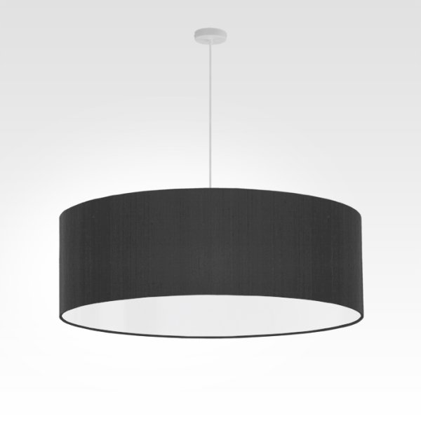 lampe suspension noir