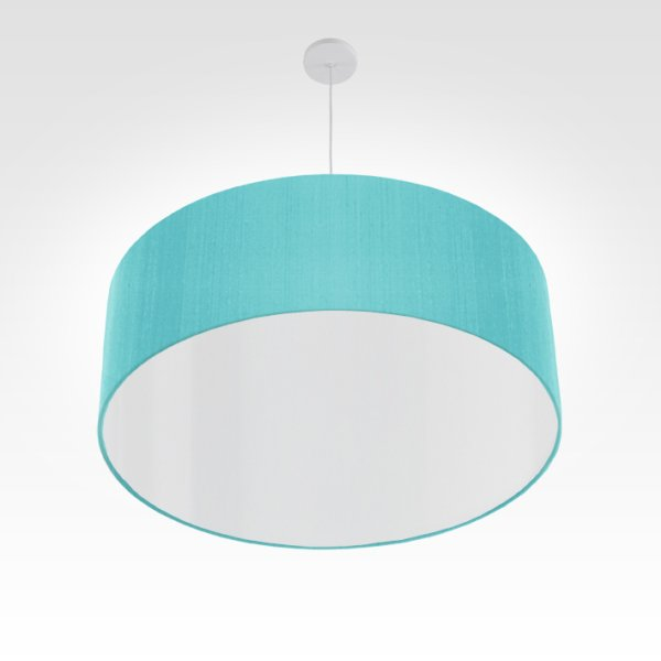 pendant lamp dining room turquoise