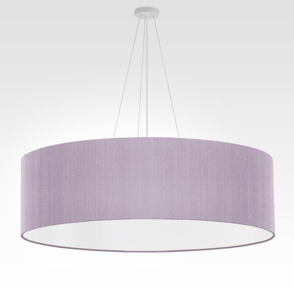 grande suspension violet