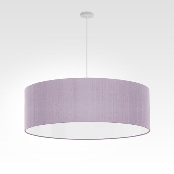 lampe suspension violet