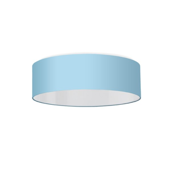 Ceiling lamp light blue