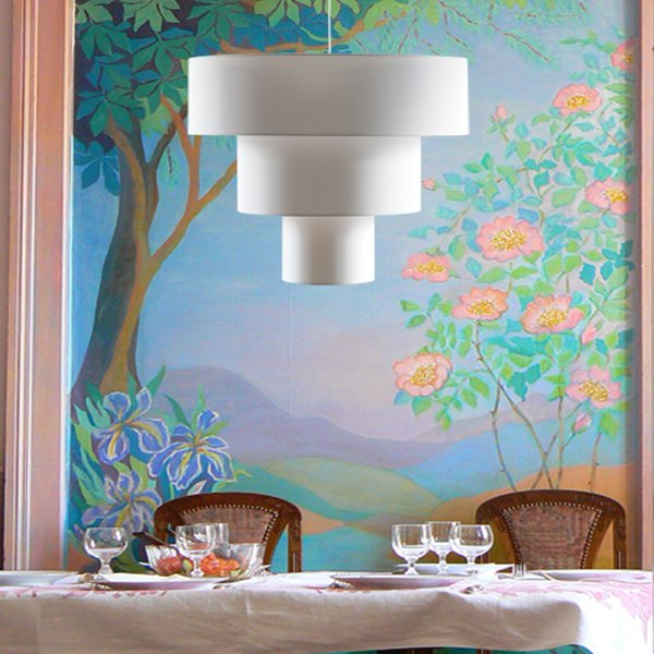 lamp shade trio