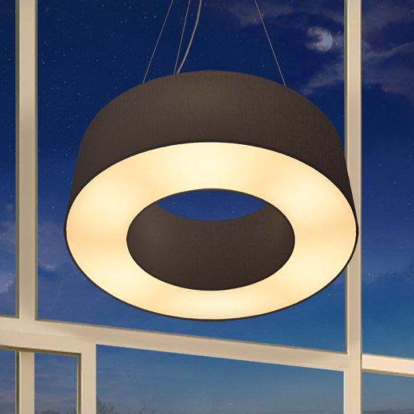 ring lampshade