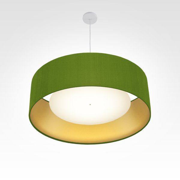 lampshade diameter 70 green