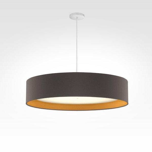 LED pendant light smart home -  brown