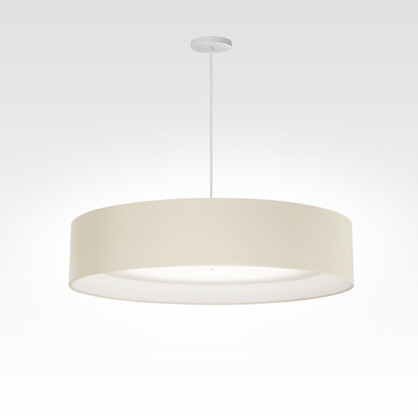 LED pendant light smart home -  white