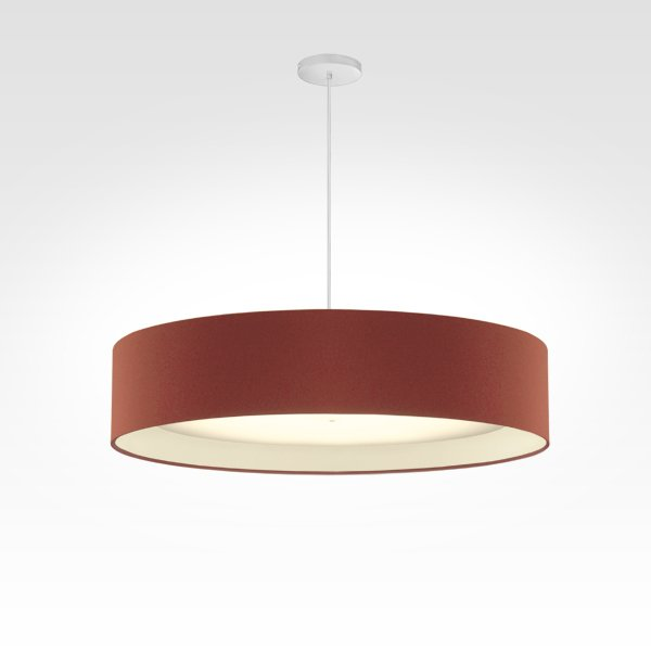 LED pendant light smart home -  red-cream