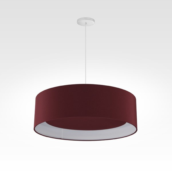 Suspensions Design LED bordeaux