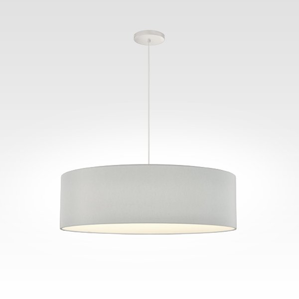 Design Lampe LED silber