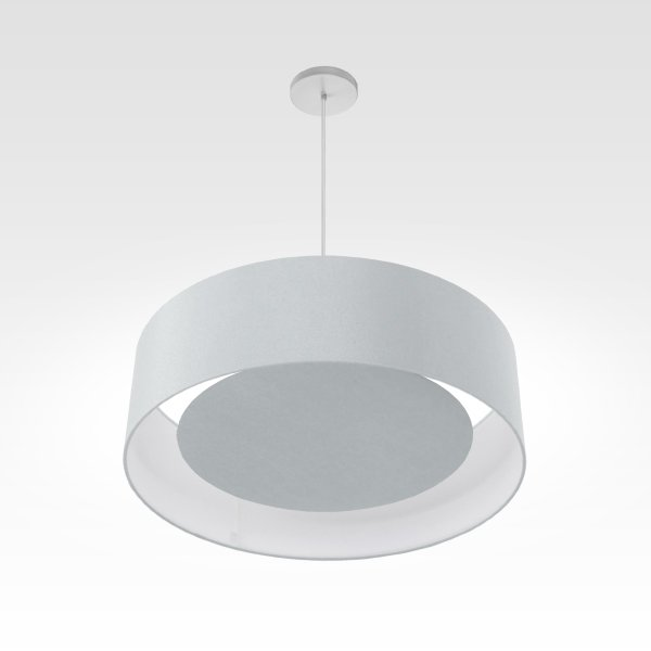 Design lamp LED silver
