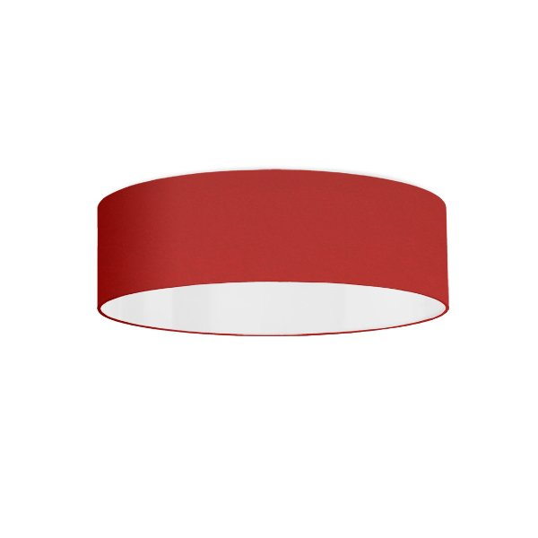 Ceiling lamp red