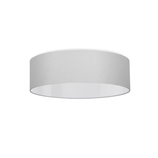 Ceiling lamp silver