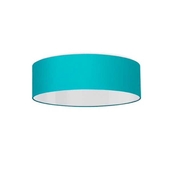 Ceiling lamp turquoise