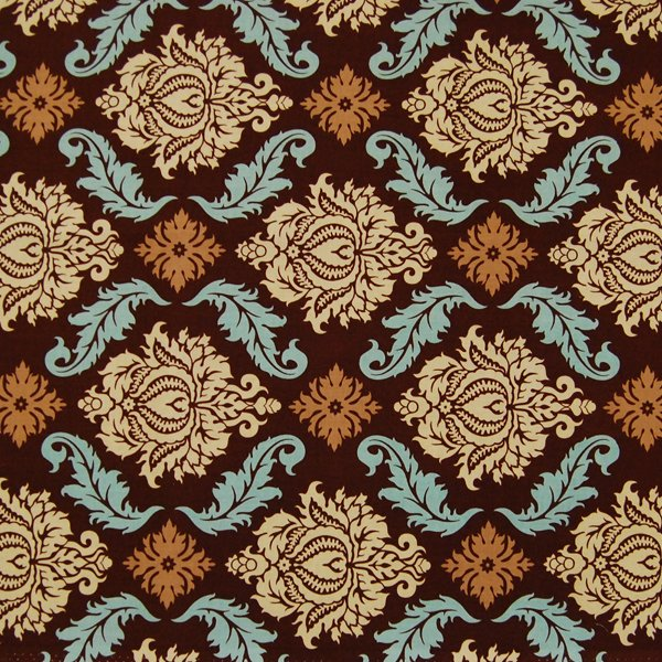 fabric vintage brown