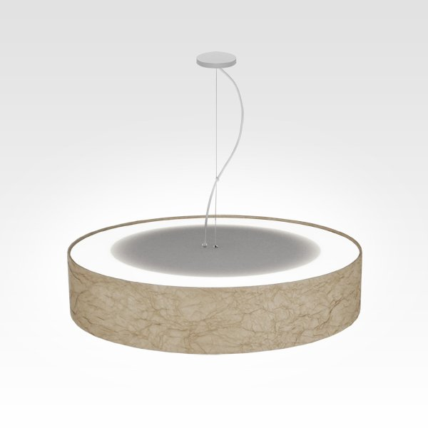 Design light living room LED ivory