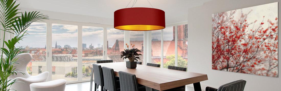 lampenschirme innen gold silber aus der lucere manufaktur. Black Bedroom Furniture Sets. Home Design Ideas
